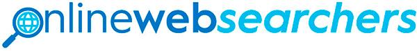 Online Web Searchers